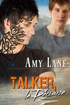 Couverture de Talker, Tome 3 : La Décision