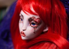 Queen of hearts WIP | by marlequeen