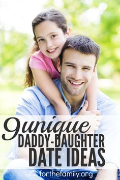 Girls need their fathers. Dads, do you ever struggle to find ways to connect and reach their hearts? We have unique ideas for ways to woo and delight your girls with these ideas for daddy daughter dates!