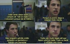 Série 13 reasons why Asher 13 Reasons Why Frases, 13 Reasons Why Memes, Thirteen Reasons Why, Mental Therapy, Meeting Of The Minds, Tv Show Music, Sad Life, New Memes, Funny Memes