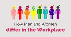 Though no two women or men are alike, yet at the same time there are some work related traits that are gender specific