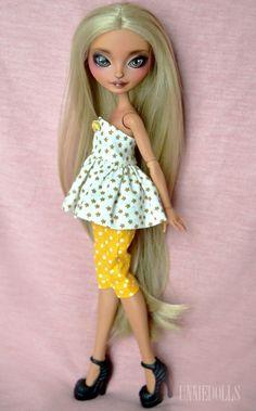 Maya (Custom EAH doll - Ginger Breadhouse) by Katalin89 on DeviantArt