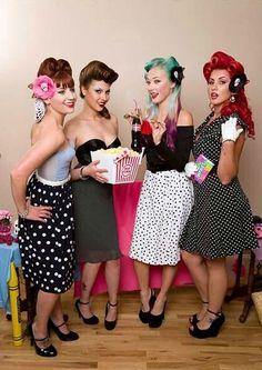 Rockabilly Girls 86
