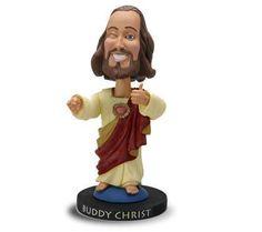 Bobblehead Jesus