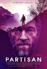 Partisan is a 2015 Australian film directed by Ariel Kleiman. The film stars Vincent Cassel as Gregori, a cult leader. The feature marks Kleiman's directorial debut. Kleiman wrote the film with his girlfriend Sarah Cyngler. Creative Poster Design, Creative Posters, Graphic Design Posters, Cool Posters, Graphic Design Inspiration, Vincent Cassel, Cinema Posters, Movie Posters, Posters Conception Graphique