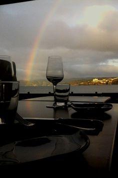 View from Portofino