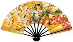 japanese+fan+drawing | Japanese fan for dance art. Mai-Oogi.