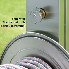 HEIBI Wasserstelle Edelstahl Zapfstelle   Art Jardin. Garage Ideen ...