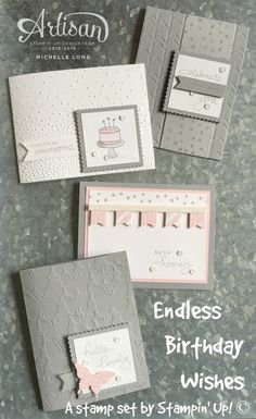 Endless Birthday Wishes Stampin365.com
