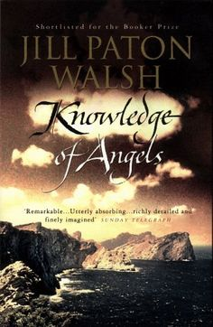 Knowledge of Angels All that it promised on the cover and more. Deeply affecting.