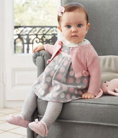 Dress -- Call to order: Source by girl outfitsDots Dress -- Call to order: Source by girl outfits Mayoral Coleccion Recién Nacido Otoño Invierno 2017 - Outfit Kids Baby Girl Dresses, Baby Outfits, Baby Dress, Dot Dress, Baby Girl Outfits Newborn Winter, Cute Baby Girl Clothes, Newborn Winter Clothes, Toddler Outfits, Pink Dress