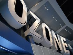Custom interior stadium signage at Amway Center. Design by RipBang Studios. Engineering, Fabrication, Installation by DCL.  #stadium #letters #environmentaldesign  #sports