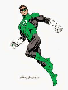 Green Lantern Hal Jordan by Jose Luis Garcia-Lopez Dc Comics Superheroes, Arte Dc Comics, Dc Comics Characters, Green Lantern Hal Jordan, Green Lantern Corps, Green Lanterns, Comic Book Artists, Comic Books Art, Comic Art