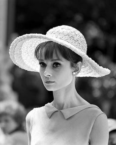 Audrey Hepburn in Paris When it Sizzles, 1964.