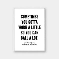 PARKS AND RECREATION Tom Haverford Quote, Typography Print, Tv Quote, Tom Haverford, Parks and Recreation Tv Show