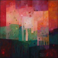 "Saatchi Art Artist Robert Pelles; Painting, ""Dawn"" #art"