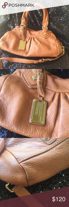 Marc by Marc Jacobs bag Brown leather with goldtone hardware. Some scuffs on the edges Marc by Marc Jacobs Bags