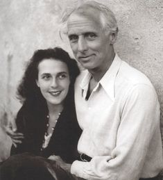 Leonora Carrington & Max Ernst Photographie de Lee Miller 1939