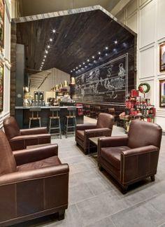 Ouverture du 100e café Starbucks à Montréal | Décormag