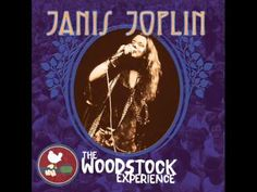 """▶ Janis Joplin - """"The Woodstock Experience"""" - 02 - """"As good as you've been to this world"""""""