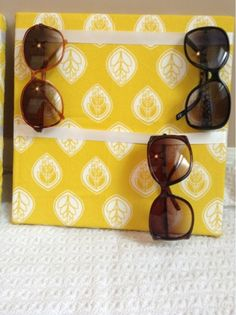 Sunglasses organization - I'm always losing my sunglasses