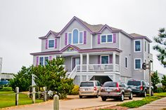 """The countdown is on for you to have the best OBX vacation experience ever!  If you want luxury, you shall receive just that here at  """"As Good as it Gets """". New to Sun Realty for 2014, this listing is what you have been waiting for!  This amazing oceanfront home offers not only endless ocean views and sounds of the surf, it will leave you with memories that will last you a life time.  Sharing stunning ocean views, this home is located in the prestigious Village of Duck, NC which offers ..."""