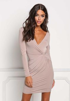 53ef4816ef Go out in style in this sultry bodycon dress