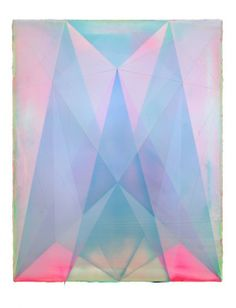 Shannon Finley   Winters love, Acrylic on canvas, 31.5 x 25 inches, 2012   jessica silverman gallery