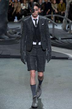 Thom Browne Fall 2014 Menswear