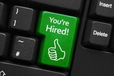 Hired | full-time offer - you're hired