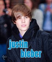 "This book tells about the life and accomplishments of Justin Bieber, singer and actor whose album ""My World"" came out in 2009 and who starred in ""Never Say Never"" in 2011."