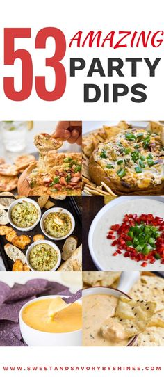 I've gathered a fantastic list of amazing mouthwatering cheese dip recipes from around the web. From creamy smooth to thick spreads, from all-indulgent to vegan, I've got you covered for your homemade cheese dip needs!