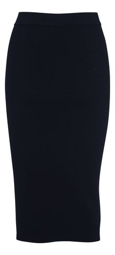 Autumn Cashmere Pencil Skirt in Black / Manage Products / Catalog / Magento Admin