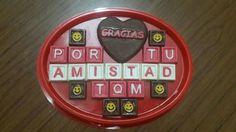 #chocolates para celebrar el #amor y la #amistad