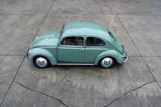"VW Käfer ""Brezel"" 1951 Typ 11C - mithomobile"