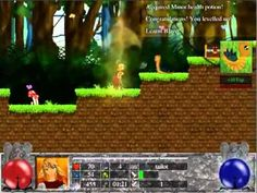 Ardentryst a Platform / RPG for linux (Open Source) Ardentryst is an action/arcade role-playing game with focus on a fantasy world by the same name.  The player is guided through a storyline which he or her must act in and play a major role in keeping peace and order in Ardentryst.  The game features two playable characters and a variety of weapons, items, armour, monsters, and beautiful level scenery and graphics.