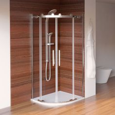 Steam room style walls