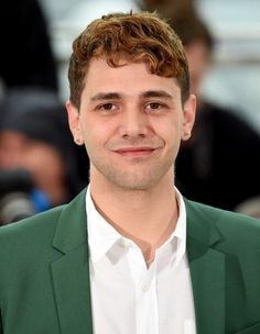 Xavier Dolan, director of #TIFF14 Special Presentation MOMMY / I haven't seen this movie, but I'm a huge fan of his other films. (For those who don't know, Xiavier is French Canadian) AMF.