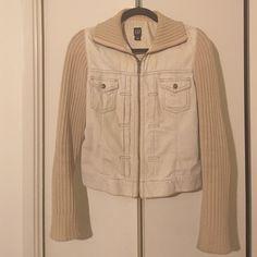 GAP tan zip up jacket GAP tan zip up jacket GAP Jackets & Coats