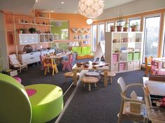 pre k classroom pictures | Powerful Pre-K / This classroom has Ikea written all over it... love ...