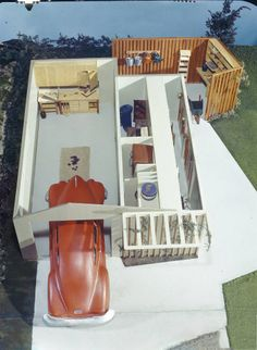 Ana Montiel - Here / Now: Experimental Housing Storage + My Wallpaper At Pedlars
