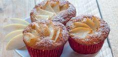 Jabłkowe babeczki z serkiem homogenizowanym Muffin, Breakfast, Food, Morning Coffee, Essen, Muffins, Meals, Cupcakes, Yemek