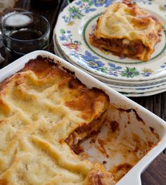 Beef Lasagne - Quick and Easy Recipes, Organic Food Recipes, New Zealand Cooking Recipes - Annabel Langbein