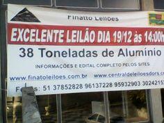 CENTRAL DE LEILOES  DO RS: A empresa Finatto Leilões, tem uma história na Lei...