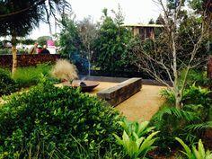 Australian Garden Show Sydney: 4 September 2014. Christopher Owen's 'Tread Lightly'