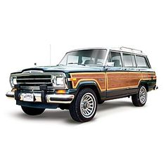 Wagonmaster Jeep Grand Wagoneer - The ultimate vehicle for camping out!