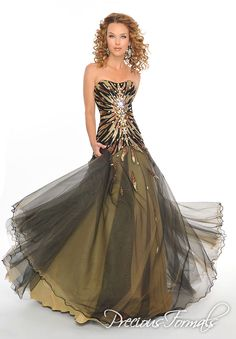 black and gold dress - Google Search