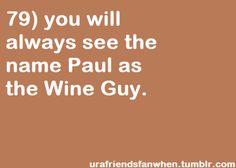 Paul The Wine Guy