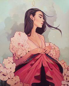 pittura contemporanea kelsey beckett