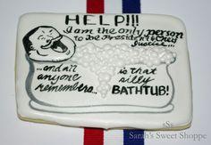 President Taft cookie!